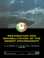 Restoration and Rehabilitation of the Desert Environment