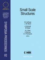 Small Scale Structures