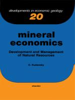 Mineral Economics