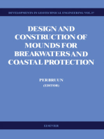 Design and Construction of Mounds for Breakwaters and Coastal Protection