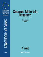 Ceramic Materials Research