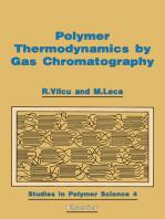 Polymer Thermodynamics by Gas Chromatography