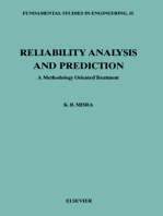 Reliability Analysis and Prediction