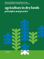 Agriculture in Dry Lands