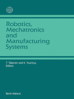 Robotics, Mechatronics and Manufacturing Systems