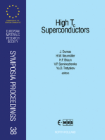 High T<INF>c</INF> Superconductors