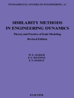 Similarity Methods in Engineering Dynamics