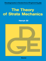 The Theory of Strata Mechanics