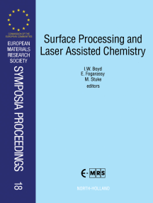 Surface Processing and Laser Assisted Chemistry
