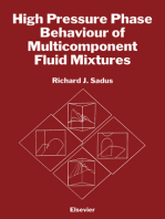 High Pressure Phase Behaviour of Multicomponent Fluid Mixtures