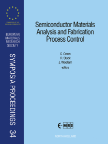 Semiconductor Materials Analysis and Fabrication Process Control