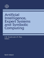 Artificial Intelligence, Expert Systems & Symbolic Computing