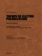 Theory of Electric Polarization