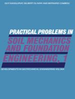 Physical Characteristics of Soils, Plasticity, Settlement Calculations, Interpretation of In-Situ Tests