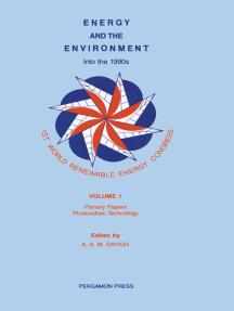 Energy and the Environment: Into the 1990s