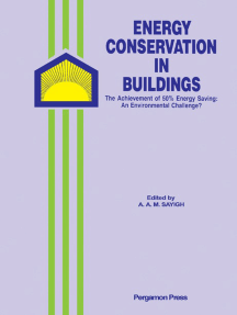 Energy Conservation in Buildings: The Achievement of 50% Energy Saving: An Environmental Challenge?