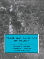 Trace Gas Emissions by Plants