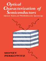 Optical Characterization of Semiconductors