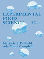 Experimental Food Science