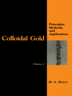 Colloidal Gold: Principles, Methods, and Applications