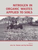 Nitrogen in Organic Wastes
