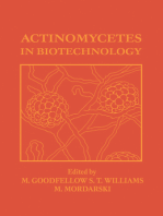 Actinomycetes in Biotechnology