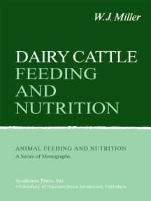 Dairy Cattle Feeding and Nutrition