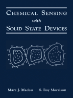 Chemical Sensing with Solid State Devices