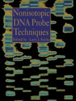 Nonisotopic DNA Probe Techniques