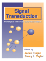 Signal Transduction: Prokaryotic and Simple Eukaryotic Systems