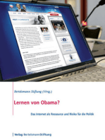 Lernen von Obama