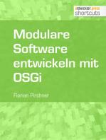 Modulare Software entwickeln mit OSGi