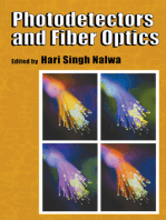 Photodetectors and Fiber Optics