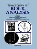 Chemical Methods of Rock Analysis
