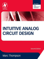 Intuitive Analog Circuit Design