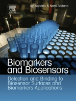 Biomarkers and Biosensors