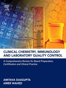 Clinical Chemistry, Immunology and Laboratory Quality Control: A Comprehensive Review for Board Preparation, Certification and Clinical Practice