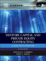 Venture Capital and Private Equity Contracting