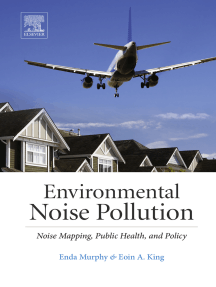 Environmental Noise Pollution by Enda Murphy and Eoin King - Read Online