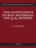 The Geotechnics of Real Materials