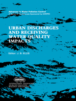 Urban Discharges and Receiving Water Quality Impacts
