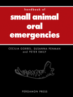 Handbook of Small Animal Oral Emergencies