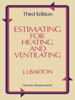 Estimating for Heating and Ventilating