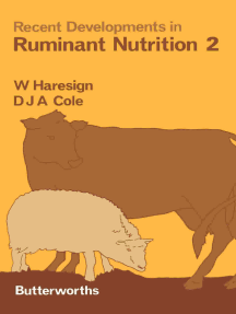 Recent Developments in Ruminant Nutrition – 2