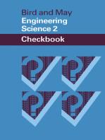 Engineering Science 2 Checkbook