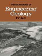Fundamentals of Engineering Geology