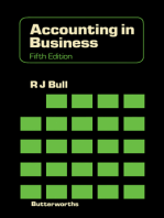 Accounting in Business