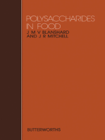 Polysaccharides in Food