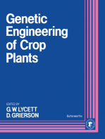 Genetic Engineering of Crop Plants