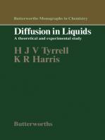 Diffusion in Liquids